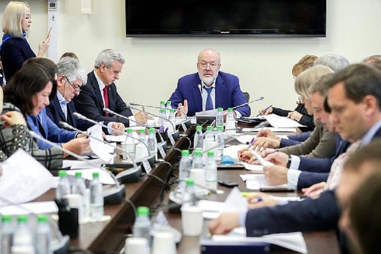 Думский комитет поддержал поправки о дате проведении голосования по изменениям в Конституцию