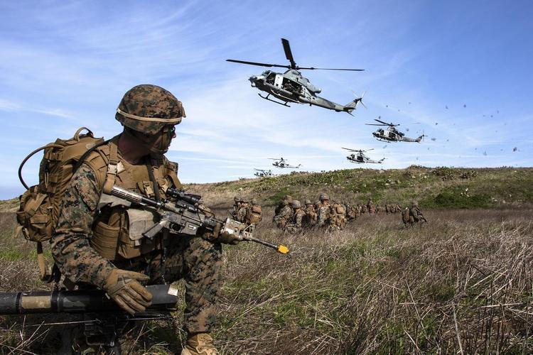 Единственное препятствие для масштабной войны США с Китаем назвал экс-полковник