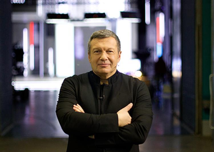 Владимир Соловьев выгнал из студии бывшего украинского депутата Ковтуненко, пытавшегося оправдать Бандеру