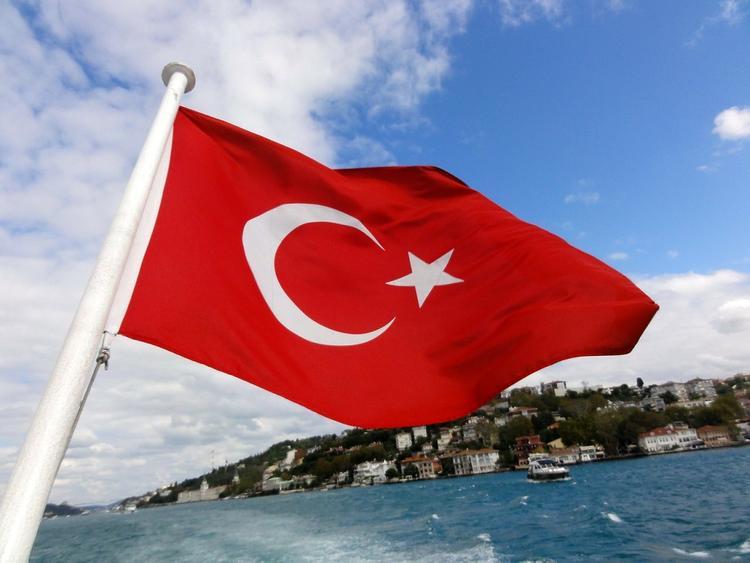 В Стамбуле прошла акция протеста у посольства России