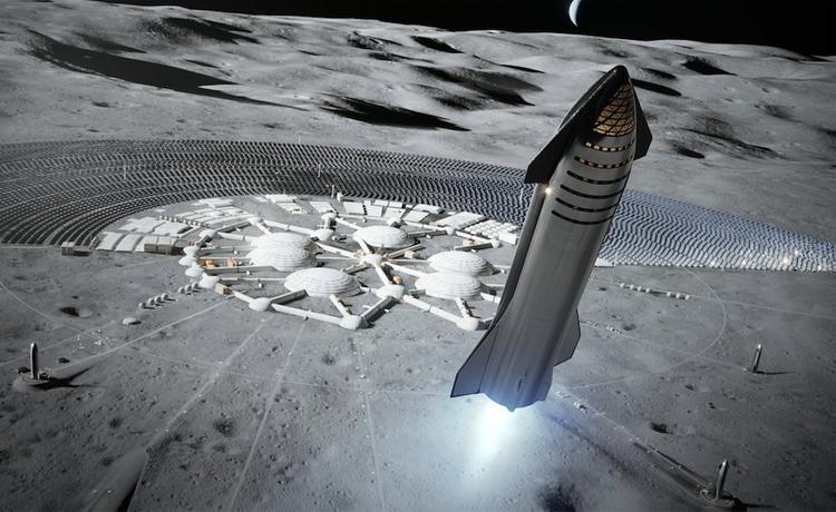 Прототип Starship Илона Маска лопнул во время испытаний