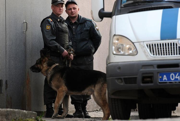 В Москве вновь проверяют сообщения о