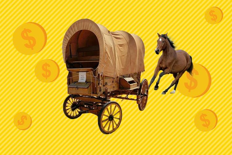 Где телега, а где лошадь?