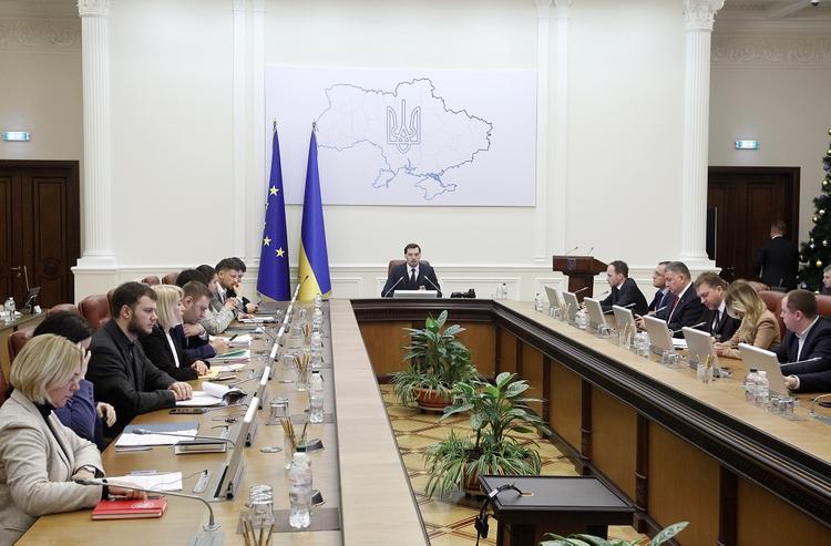 Раскрыт возможный новый состав кабмина Украины и имя предполагаемого премьера