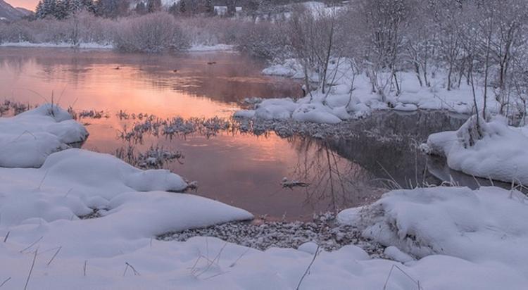Шестилетний мальчик провалился под лед и утонул под Оренбургом