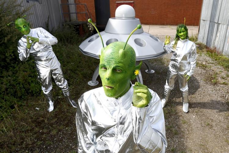 Опубликовано «предсказание инопланетян» о скором крахе США и возвышении России