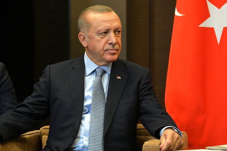 Эрдоган заявил, что отношения между Анкарой и Москвой достигли своего пика
