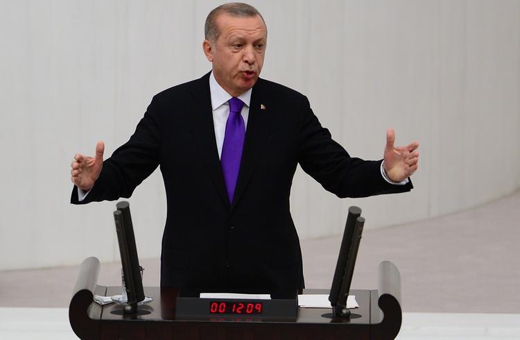 Бывший разведчик заявил о готовности России и Сирии снова «выбить зубы» Эрдогану