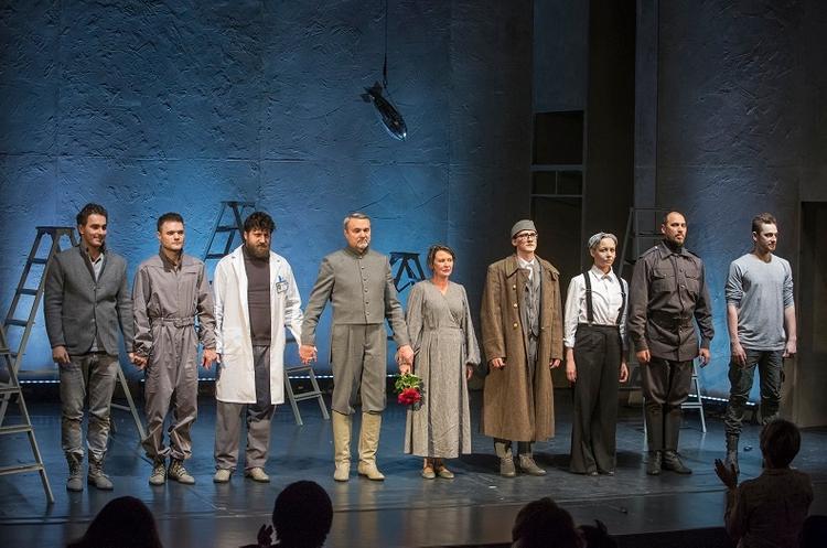 В Губернском театре – премьера!