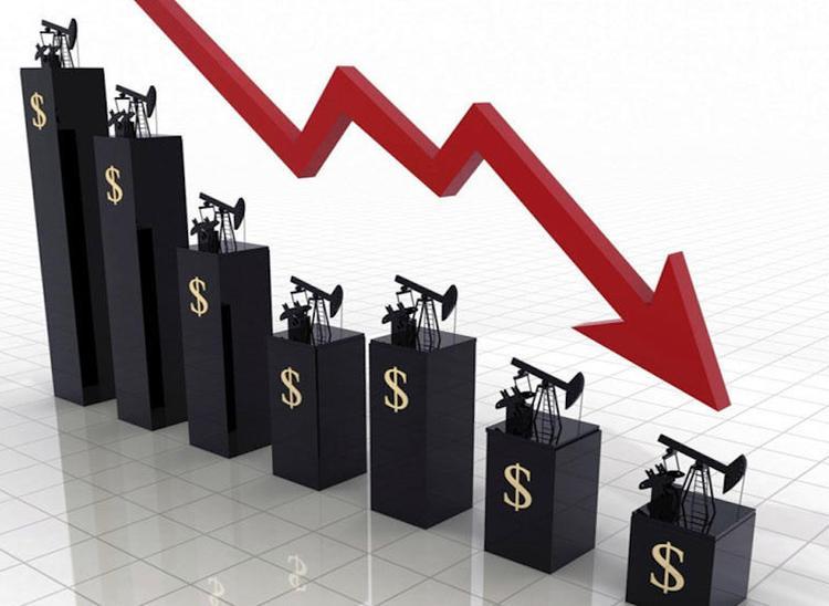 Обвал цен на нефть. Только лишь Бог спасёт нас от кризиса