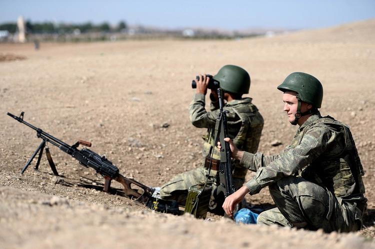 Оглашен прогноз о разгроме военных России в Сирии в случае конфликта с Турцией