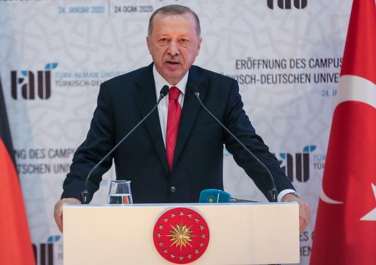 Появились сообщения о подготовке Реджепа Эрдогана к военному реваншу в Сирии