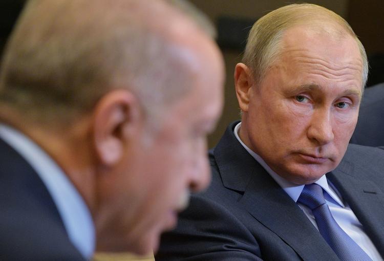 Российско-турецкие отношения. Будущее в тумане