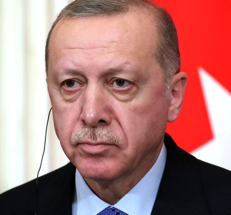 Эрдоган пригрозил Сирии ударом из-за нарушения перемирия в Идлибе