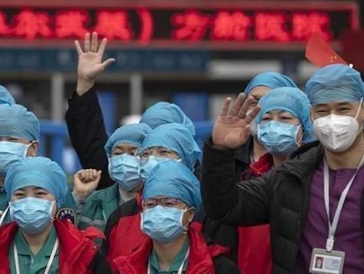 «Зажглись огни». В Китае наблюдается улучшение ситуации с коронавирусом