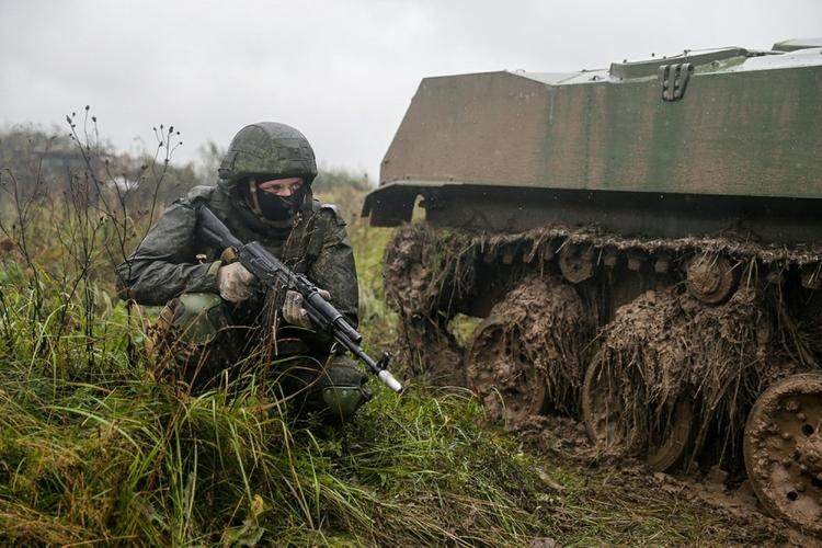 Названы три возможных преимущества армии России в предполагаемой войне с Турцией