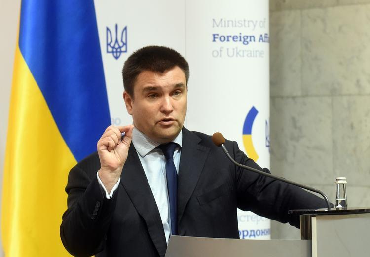 Бывший глава МИД Украины Павел Климкин озвучил цель Киева в «войне» с Россией