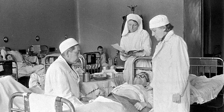 В 1960 году все 7 миллионов жителей Москвы были вакцинированы