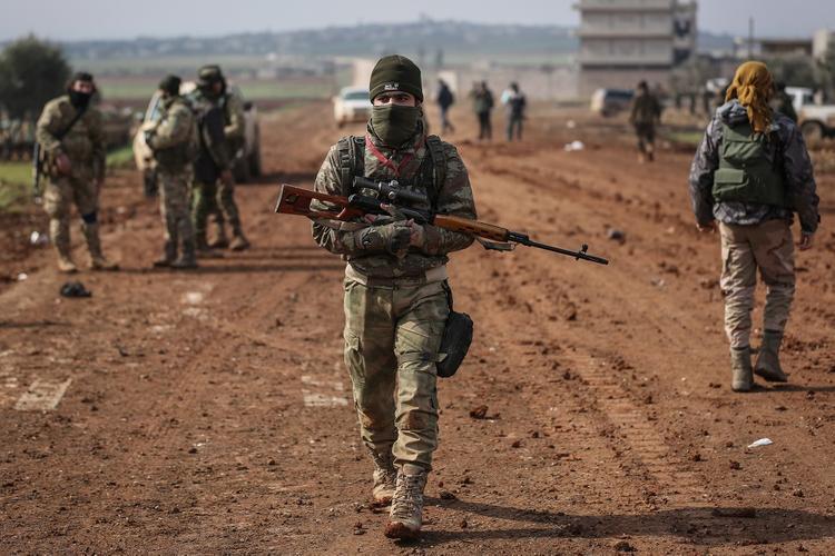 «Мир новостей» сообщил об «окружении» военных РФ протурецкими боевиками в Идлибе