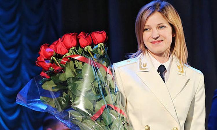 Н. Поклонская недооценила  ситуацию с коронавирусом:  приглашенные на ее юбилей  гости не смогут приехать