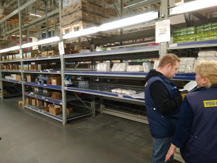 Продавцы продуктов опровергли слова Лукашенко о просьбе России помочь продуктами