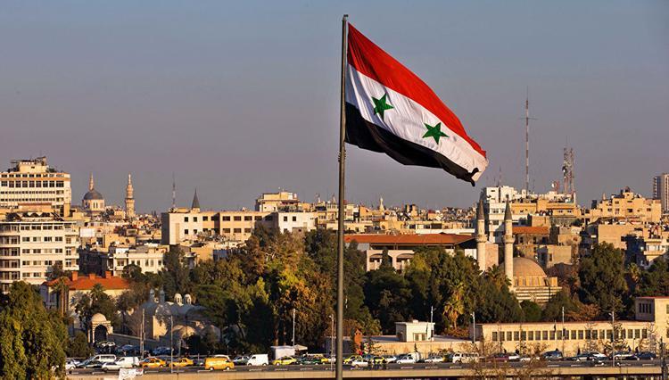 Сирию поделили на подконтрольные территории