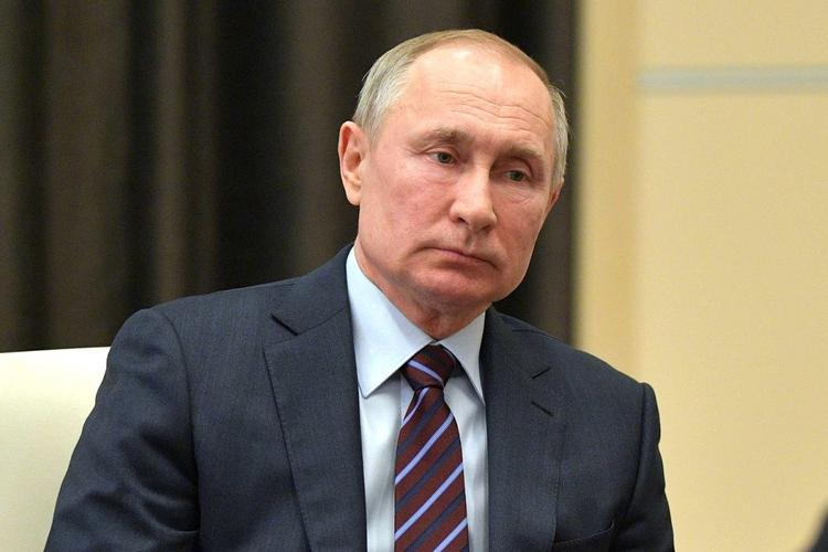 Владимир Путин поздравил Аслана Бжанию с избранием главой Абхазии