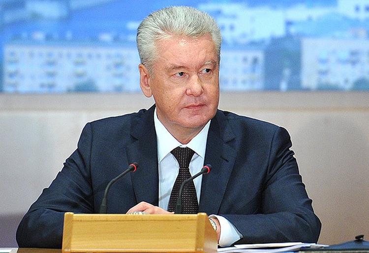 Собянин: Все москвичи старше 65 лет должны соблюдать домашний режим
