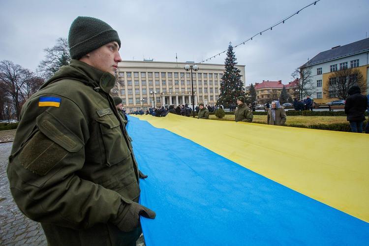 Названы три государства, которые могут образоваться на Украине в случае ее развала