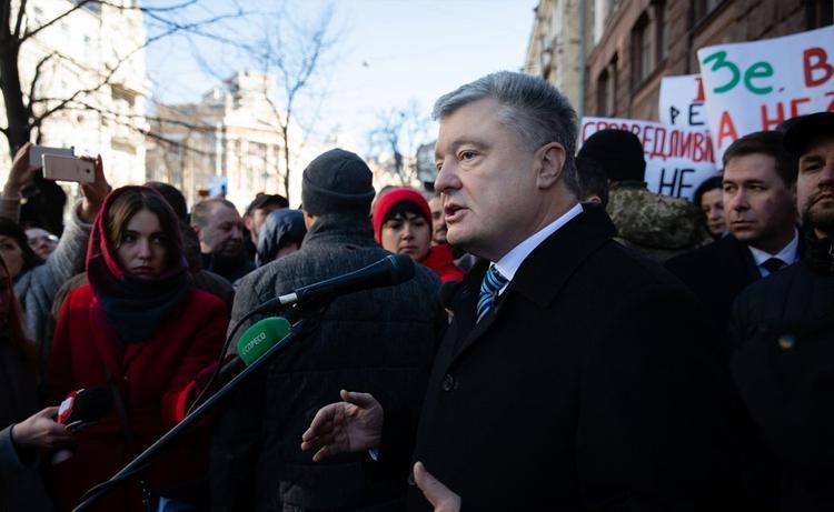 В ДНР возбудили уголовное дело против Порошенко