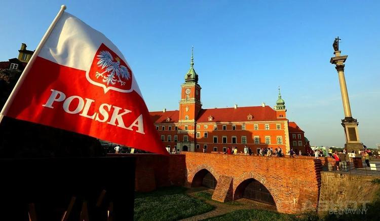 Польская таможня не дает