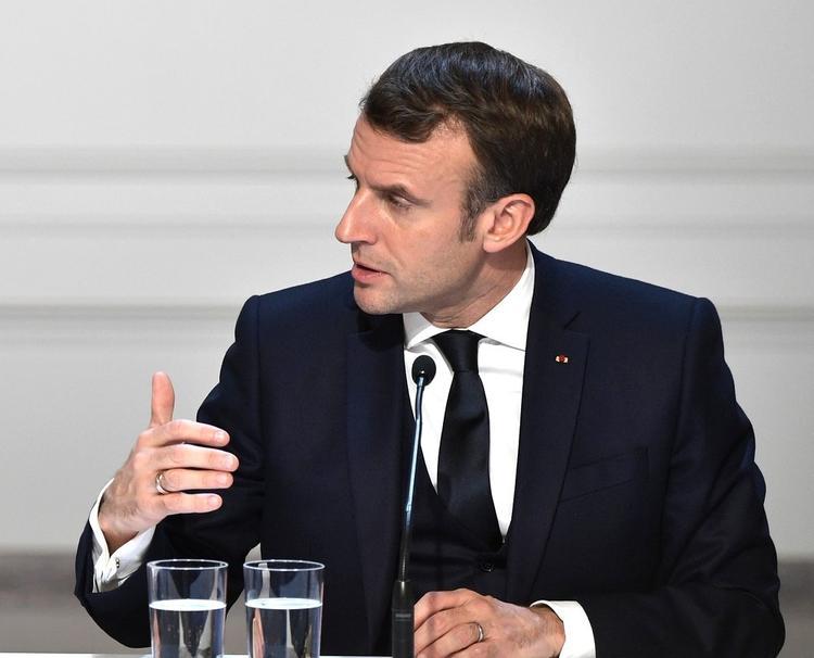 Французский президент Макрон предсказывает  «конец Шенгенской зоны» и ЕС из-за коронавируса