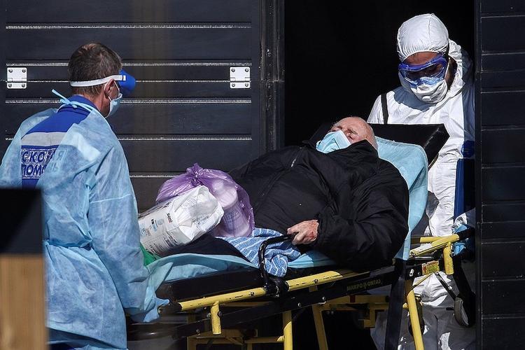 В Москве зафиксированы новые случаи заражения коронавирусом