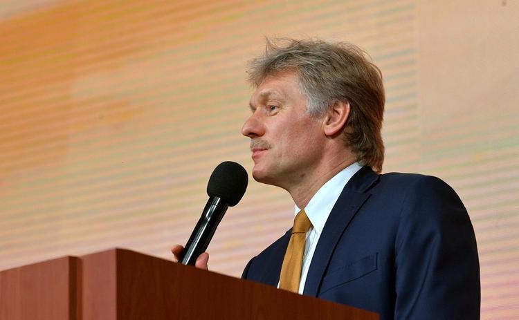 Песков рассказал о подготовке обращения Путина к народу