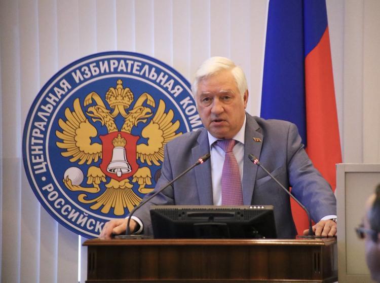 Умер экс-глава Мосгоризбиркома Валентин Горбунов, сообщил Сергей Собянин