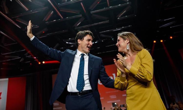 Заболевшая коронавирусом супруга премьер-министра Канады рассказала о самочувствии
