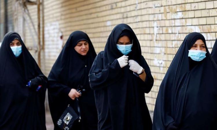 Персия под ударом. Вторжение Covid-19. О коронавирусной ситуации в Ираке в нынешние дни