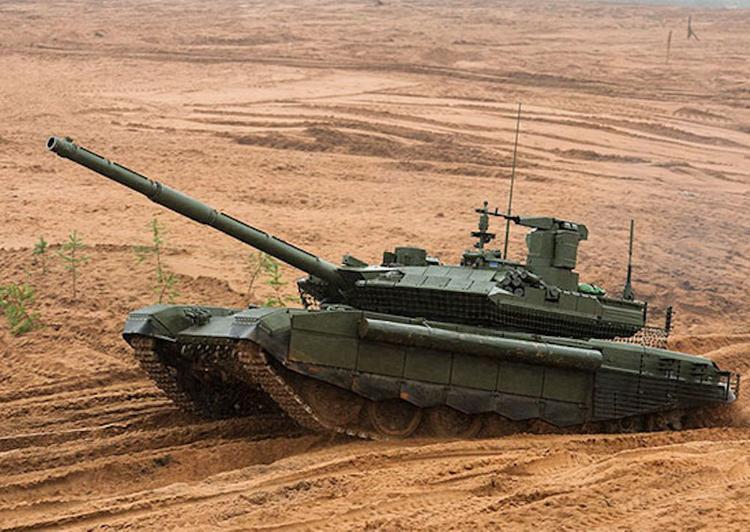 Военный эксперт рассказал о новых танках Т-90М, которые войска РФ получат в этом году