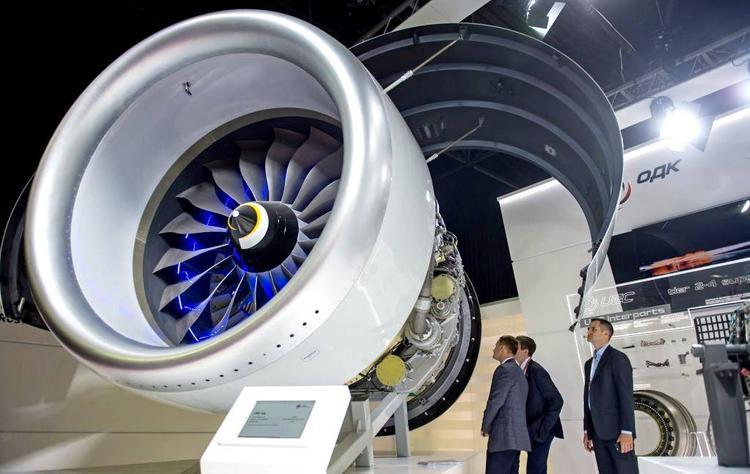 В России началось серийное производство двигателей для самолета МС-21
