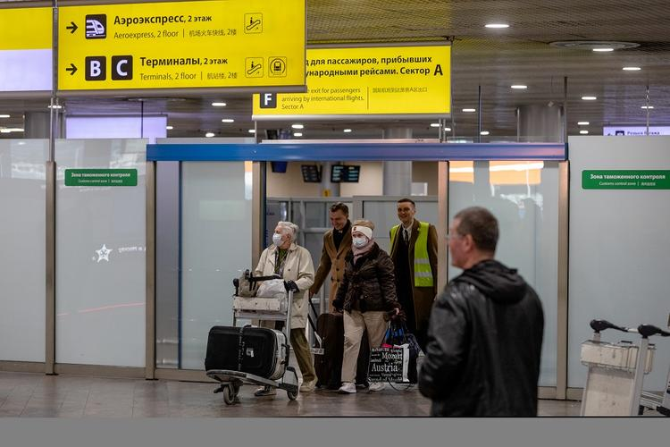Названа квота на прибытие россиян из-за рубежа