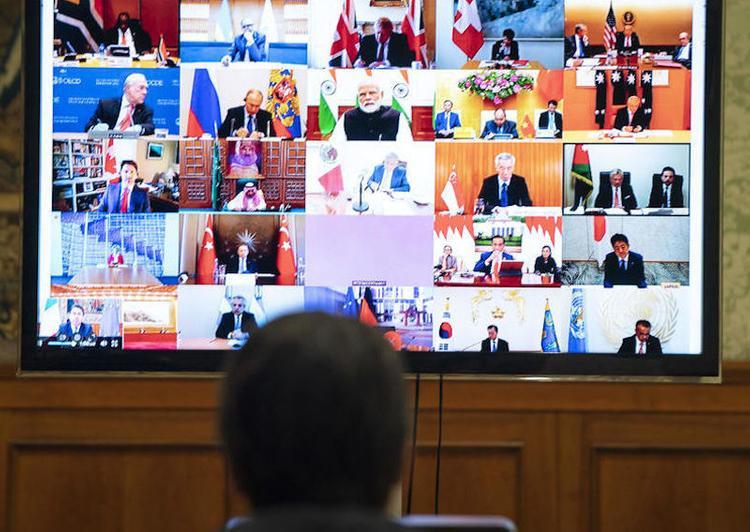 Первый виртуальный саммит «Большой двадцатки»   по коронавирусу: проверка на прочность