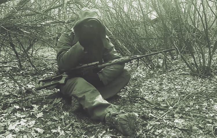 Как спрятаться от снайпера