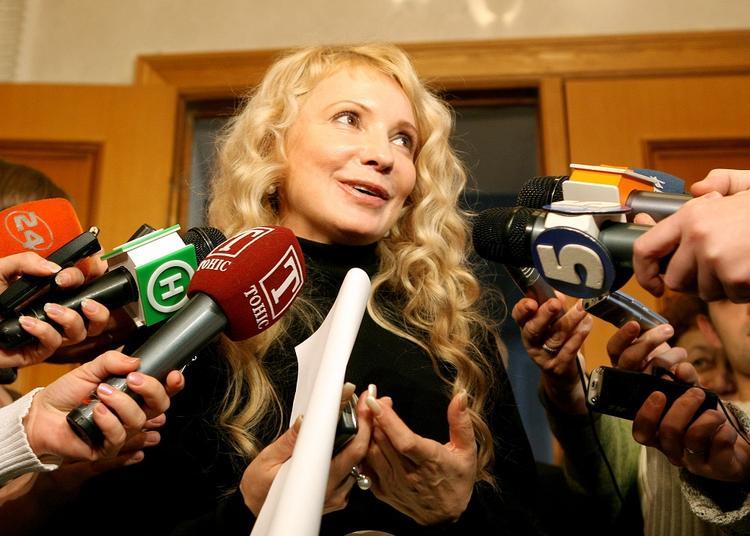 Тимошенко обвинила Зеленского в предательстве Украины