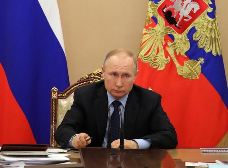 Путин сегодня выступит с новым обращением к нации