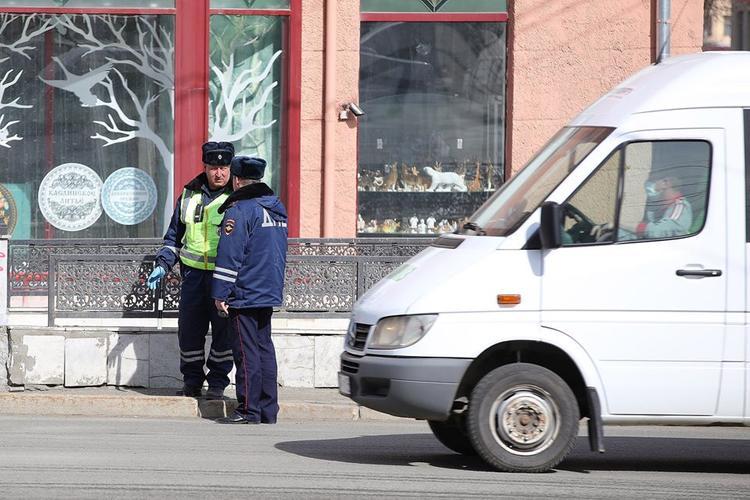ГИБДД Челябинской области усилит проверку водителей на дорогах
