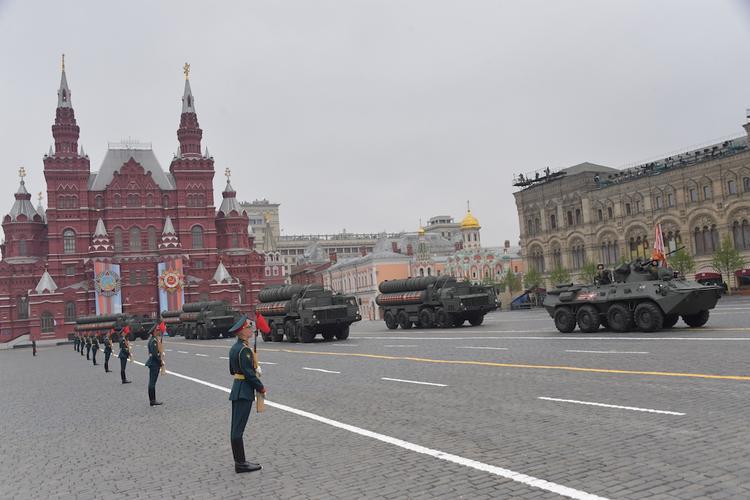 Минобороны: подготовка к параду Победы в Москве идет по плану