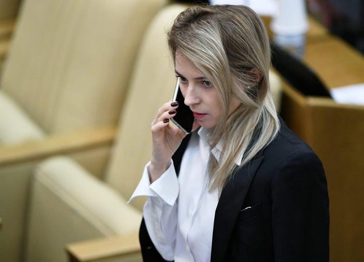 Наталья Поклонская про московских «паразитов», «бэтменов» и адвокатов