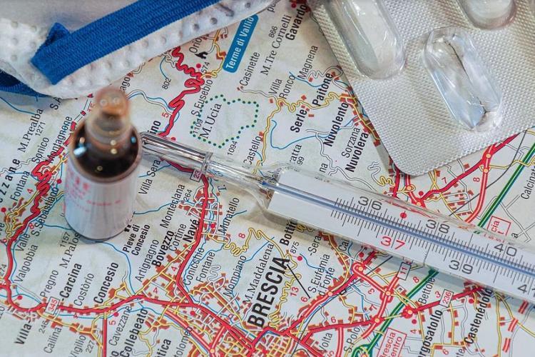 Российский доктор сравнил коронавирус и атипичную пневмонию