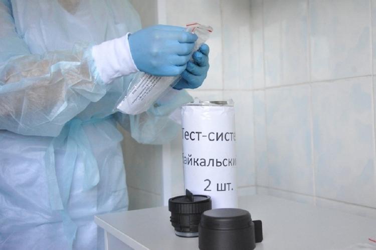 В Забайкальском крае выявлен первый случай коронавируса