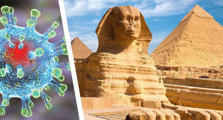 «Фараоны держат оборону» Коронавирусная ситуация в Египте